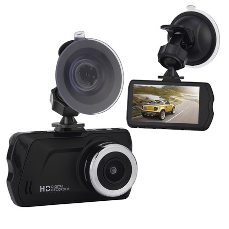 Câmera Full HD 1920x1080p para carro e gravador de vídeo KL01 Zhisheng Electronics - 1