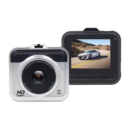 Câmera Full HD 1920x1080p para carro e gravador de vídeo CT203 Zhisheng Electronics - 1