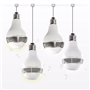 Lampada LED RGBW con controllo Bluetooth e mini altoparlante Bluetooth BL03 Favorever - 2