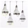 Lampe LED RGBW à Commande Bluetooth et Mini Haut-Parleur Bluetooth Favorever - 2