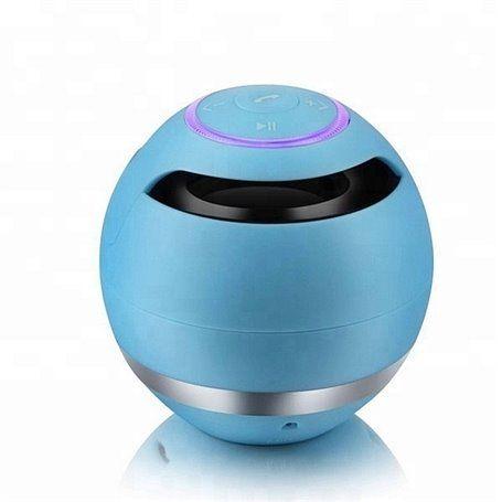 Retro Design Bluetooth Speaker with FM-Radio