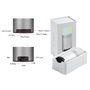 Bluetooth Speaker with LED Lamp Light BL649 Favorever - 6