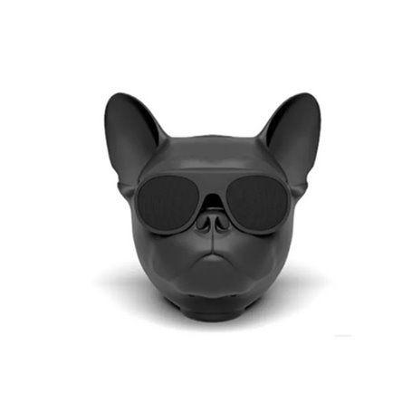 Alto-falante Bluetooth Mini Design Bulldog Favorever - 1