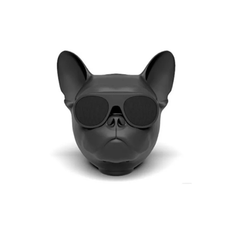 Mini Haut-Parleur Bluetooth Design Bulldog