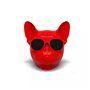 Fashion Cute Wearing Sunglasses Skull Bluetooth Speaker