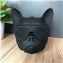 Fashion Cute Wearing Sunglasses Skull Bluetooth Speaker Favorever - 5