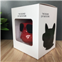 Mini Bulldog Design Bluetooth-luidspreker Favorever - 8