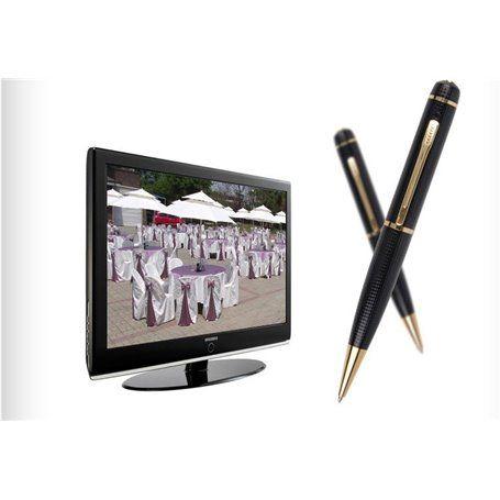 Kugelschreiber mit Spionagekamera Full HD 1920x1080p Zhisheng Electronics - 1
