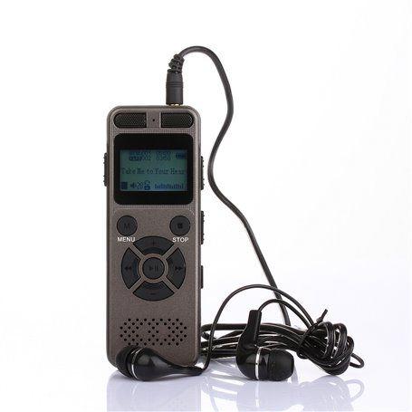Grabador de voz digital dictáfono ZS-300 Zhisheng Electronics - 1
