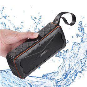 Mini Haut-Parleur Bluetooth Waterproof pour Sport et Outdoor et Powerbank