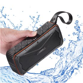Mini Wireless Waterproof Bluetooth Speaker and Powerbank for Sport and Outdoor