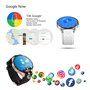 Montre Bracelet Intelligente GPS 3G Wifi Caméra Ecran Tactile GX-BW181 Ilepo - 4