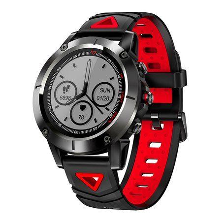 Montre Bracelet Intelligente GPS Etanche pour Sports et Loisirs