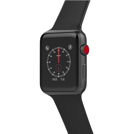Touch screen della macchina fotografica del telefono dell'orologio del braccialetto astuto del bluetooth GX-BW329 Ilepo - 1