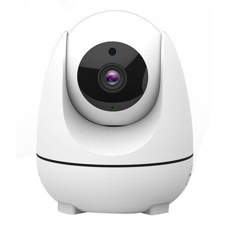 Caméra HD-IP Wifi Infrarouge Intelligente Motorisée 2.0 Megapixel Full HD 1920x1080p GA-MJ6023Y GatoCam - 1