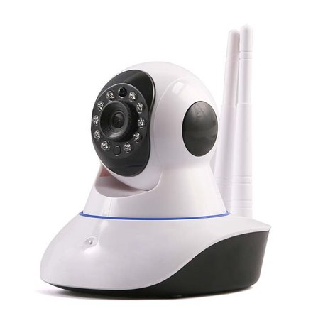 Caméra HD-IP Wifi Infrarouge Intelligente Motorisée 2.0 Megapixel Résolution Full HD 1920x1080p