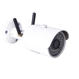 Caméra HD-IP Wifi Infrarouge Extérieure Etanche Intelligente 3G GSM HD 1280x720p