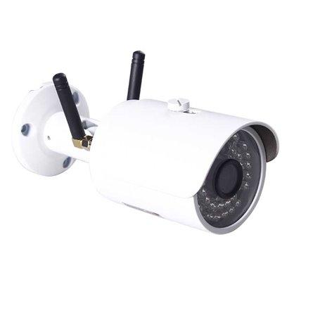 Cámara HD-IP Wifi Infrarrojo Exterior Impermeable Inteligente 3G GSM ... Jimilab - 1