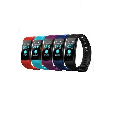 Montre Bracelet Intelligente Etanche pour Sports et Loisirs SF-Y5 Stepfly - 1