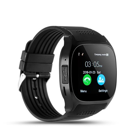 Smart Bluetooth Camera Phone Watch SF-T8 Stepfly - 1