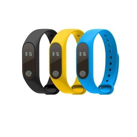 Montre Bracelet Intelligente Etanche pour Sports et Loisirs SF-M2 Stepfly - 1