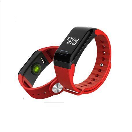 Wasserdichte Smart Armbanduhr für Sport und Freizeit SF-F1 plus Stepfly - 1