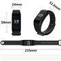 Wasserdichte Smart Armbanduhr für Sport und Freizeit SF-F1 plus Stepfly - 6