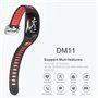 Relógio de pulseira inteligente impermeável para esportes e lazer SF-DM11 Stepfly - 5