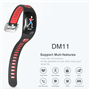 Reloj pulsera inteligente resistente al agua para deportes y ocio SF-DM11 Stepfly - 5