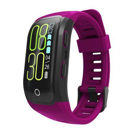 Relógio de pulseira inteligente GPS à prova d'água para esportes e lazer SF-S908S Stepfly - 1