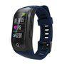 Relógio de pulseira inteligente GPS à prova d'água para esportes e lazer SF-S908S Stepfly - 10