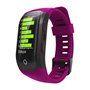 Relógio de pulseira inteligente GPS à prova d'água para esportes e lazer SF-S908S Stepfly - 7