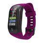 Relógio de pulseira inteligente GPS à prova d'água para esportes e lazer SF-S908S Stepfly - 9
