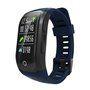 Relógio de pulseira inteligente GPS à prova d'água para esportes e lazer SF-S908S Stepfly - 2