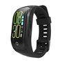 Relógio de pulseira inteligente GPS à prova d'água para esportes e lazer SF-S908S Stepfly - 14