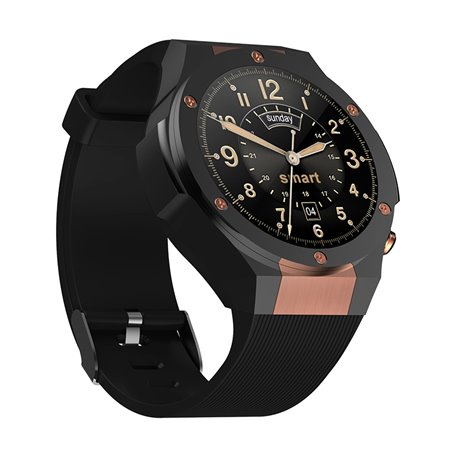 Android Watch with GPS 3G Wifi Camera Touchscreen SF-H2 Stepfly - 1