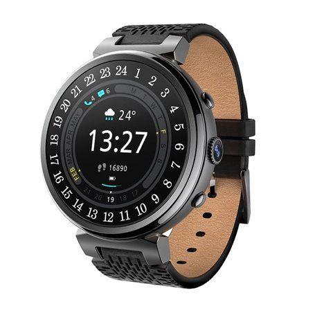 Montre Bracelet Intelligente GPS 3G Wifi Caméra Ecran Tactile SF-I6 Stepfly - 1