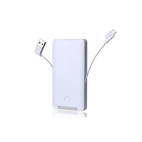 Power Bank 6000 mAh all-in-one for Android and Apple Doca - 1