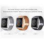 Montre Bracelet Intelligente Blueetooth Téléphone Caméra Ecran Tactile Stepfly - 4
