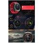 Relógio de pulseira inteligente impermeável para esportes e lazer SF-SM958 Stepfly - 7