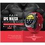 Relógio de pulseira inteligente impermeável para esportes e lazer SF-SM958 Stepfly - 9