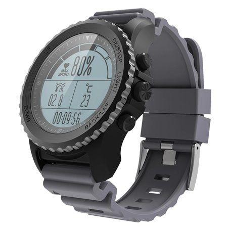 Orologio da polso intelligente impermeabile per sport e tempo libero SF-SM968 Stepfly - 2