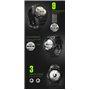 Relógio de pulseira inteligente impermeável para esportes e lazer SF-SM816 Stepfly - 7