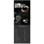 Montre Bracelet Intelligente Etanche pour Sports et Loisirs SF-SM816 Stepfly - 8
