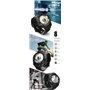 Relógio de pulseira inteligente impermeável para esportes e lazer SF-SM816 Stepfly - 10