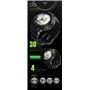 Relógio de pulseira inteligente impermeável para esportes e lazer SF-SM816 Stepfly - 11