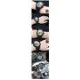 Relógio de pulseira inteligente impermeável para esportes e lazer SF-SM816 Stepfly - 12