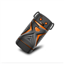 5200 mAh Waterproof Shakeproof Powerbank with Torch Light Cager - 5