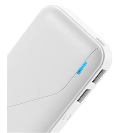 Tragbare externe Batterie 12000 mAh Smart und Mode B17 Cager - 1