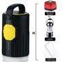 Lanterne de Camping Batterie Externe Portable 10400 mAh Haut-Parleur Bluetooth Abest - 1